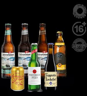 Abenteuerbox Die besten Biere der Welt