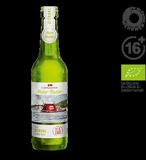 Strandräuber Natur Radler Zitrone alkoholfrei